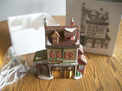 """Dept 56 Dickens' Village Series """"hather Harness"""" #5823-8 Nice With Cord 1994"""