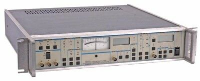 Stanford Research Systems SRS SR510 Single Phase Lock-In Amplifier 0.5Hz-100kHz