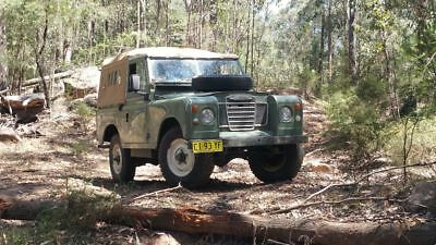 1975 Land Rover Other  Land Rover Series 3