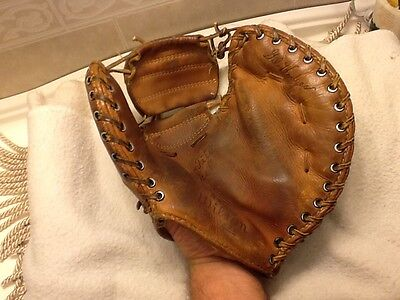 "Wilson USA Gil Hodges 12"" Baseball First Base Mitt Right Throw 1969 Mets"