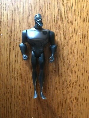 JLU Justice League Unlimited, 1 loose figure, SHADOW THIEF