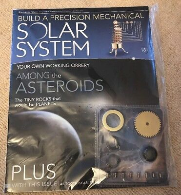 Build A Precision Mechanical Solar System [Issue 18]