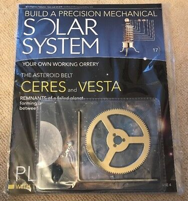 Build A Precision Mechanical Solar System [Issue 17]