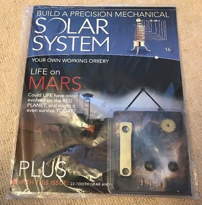 Build A Precision Mechanical Solar System [Issue 16]