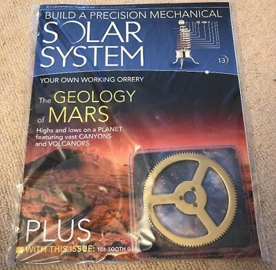 Build A Precision Mechanical Solar System [Issue 13]