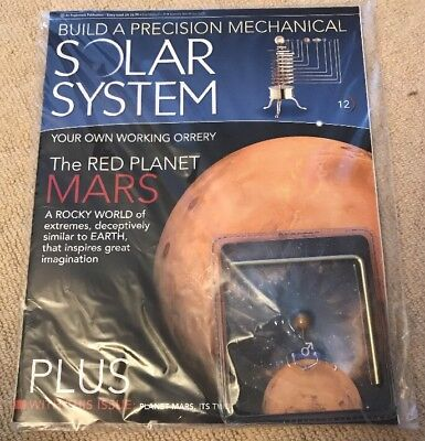 Build A Precision Mechanical Solar System [Issue 12]
