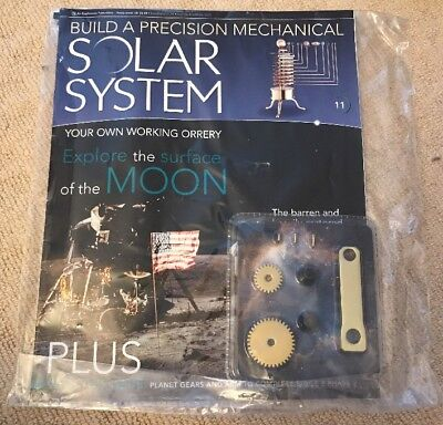Build A Precision Mechanical Solar System [Issue 11]