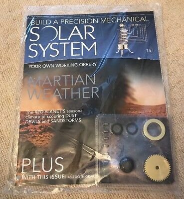 Build A Precision Mechanical Solar System [Issue 14]