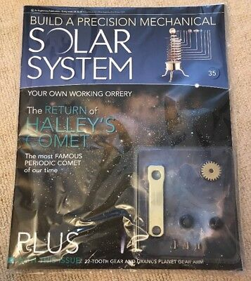 Build A Precision Mechanical Solar System [Issue 35]