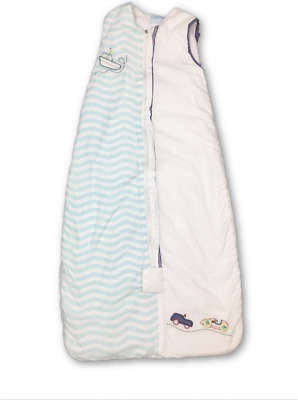 Grobag Sleeping Bag Boats and Sea on Half and Cars on the Other 18-36 months