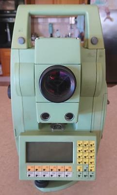 Leica TCRA1105+ Extended Range Total Station