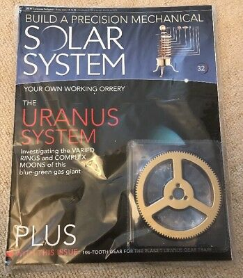 Build A Precision Mechanical Solar System [Issue 32]