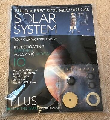 Build A Precision Mechanical Solar System [Issue 23]