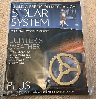 Build A Precision Mechanical Solar System [Issue 22]