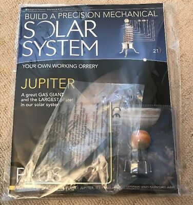 Build A Precision Mechanical Solar System [Issue 21]