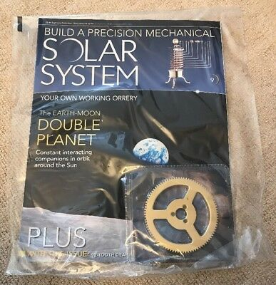 Build A Precision Mechanical Solar System [Issue 9]