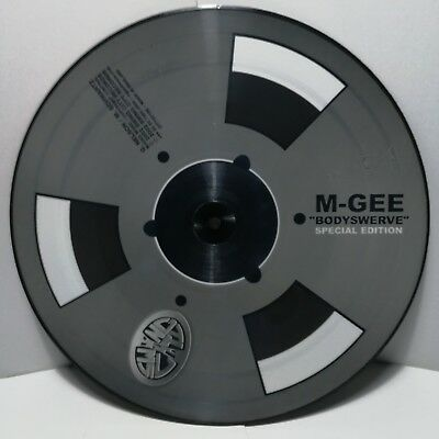 """M-Gee–Bodyswerve (Special Edition) 12"""" Picture S/Side Vinyl Funky House 2002"""