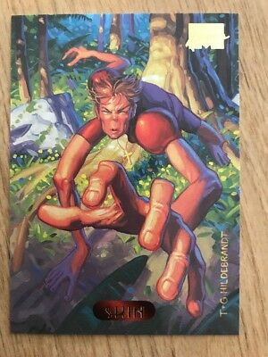 Marvel Masterpieces Skin 112 Collectors Card
