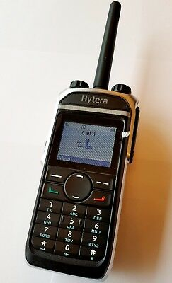 Hytera Pd685 Two-Way Radio Uhf Digital - Excellent Condition