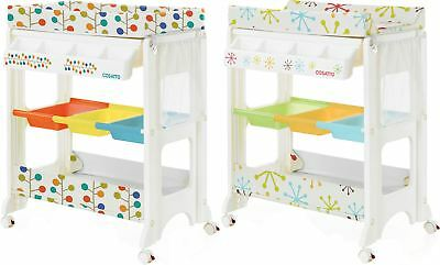 Cosatto EASI PEASI CHANGER Changing Table/Storage Bath/Tub Unit Baby -BN