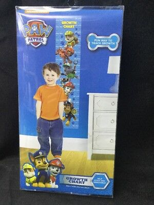 Paw Patrol Growth Chart - Fun way to Track Growth!