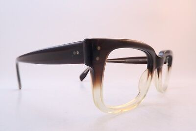 Vintage 50s Metzler eyeglasses frames Mod 445 Size 50-24 145 made in Germany