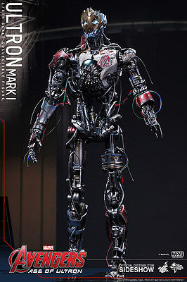 Hot Toys Marvel's Ultron Mark I / Avengers - Age Of Ultron / Sixth Scale Figure