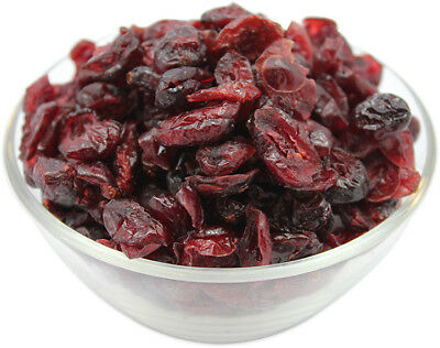 Dried Cranberries - Premium Quality - Grade 'A' - 500g - 10kg + With FREE P&P