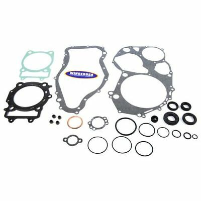 Complete Gasket Kit with Oil Seals For Arctic Cat 650 4x4 H1 Mud Pro 10-11 650cc