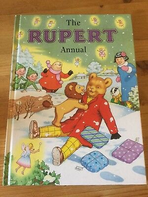 The Rupert Annual No 67 2002 Unclipped. John Harold Illustrations. Clean.