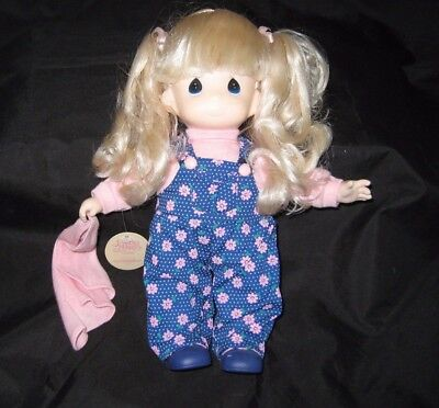 "Precious Moments Doll - ""Cindy"" - 1996 - #1441-NEW in the Box"