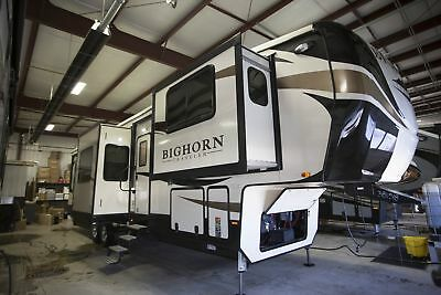 Bighorn Traveler 39FL Fifth Wheel RV Front Living 1,000 Miles Free Shipping