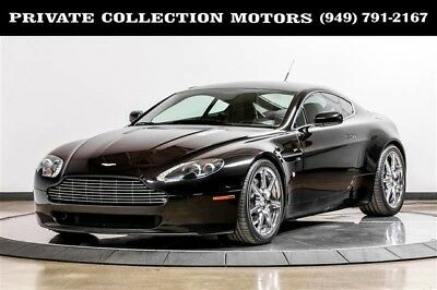 2006 Aston Martin Vantage Base Hatchback 2-Door 2006 Aston Martin Vantage 1 Owner Clean Carfax 44k Original Miles Super Clean