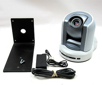 Sony BRC-300 Pan/Tilt/Zoom All-in-One Robotic Color Video Camera w/ AC & Mount