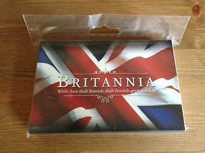 1 Troy Oz 958 Silver 2011 UK Britannia Boxed In Royal Mint Pack (3)