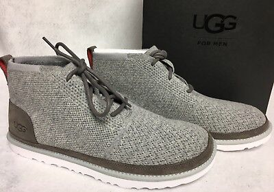 UGG Australia Neumel Hyperweave TL Boot Charcoal Men's 1018464 Hyperwool sizes