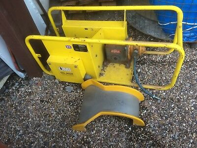 Air Operated OM140A Oleophilic Oil Mop Spillage Skimming Reclamation Unit