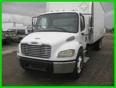 2006 FREIGHTLINER Used 26X102X102 MORGAN BRAND VAN BODY