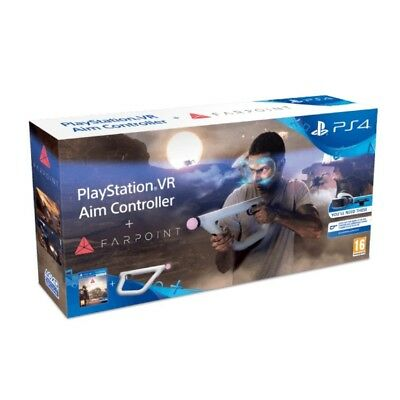 Playstation Aim Controller inkl. Farpoint