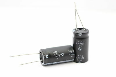 ELECTROLYTIC CAPACITOR 2000uF 35V THOMSON NOS(New Old Stock) 1PC. CA19U13F291015
