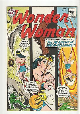 Wonder Woman 141 (Oct 1963) VG/FN  5.0  --Nice Silver Age Issue--