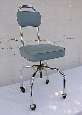 Surgical Ophthalmologist Dentist Adjustable Medical Doctor Chair  Stool 7521
