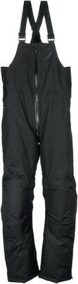Arctiva Pivot Mens Snow Bibs Black
