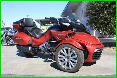 Can-Am Spyder F3  2017 Can-Am Spyder F3 Limited SE6