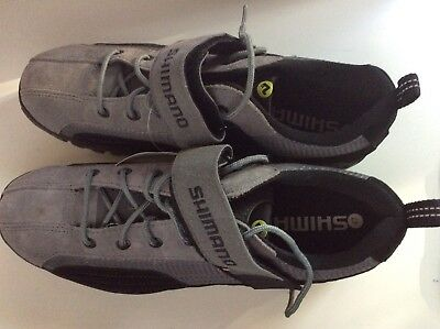 SHIMANO Cycling Shoes with Cleats - Men's Sz 47 Eu / 12.5 US BNIB RRP $135.