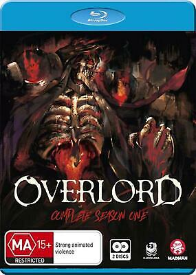 Overlord | Series Collection - Blu Ray Region B Free Shipping!