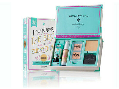 BENEFIT COSMETICS How To Look The Best At Everything Medium new