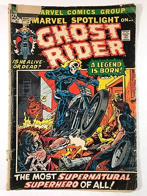 Ghost Rider # 5 ( Aug. 1972 )