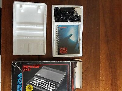 ZX81 Spares, Games and books