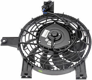 Toyota Landcruiser FZJ105R UZJ100R HDJ100R Car Air Conditioner Condenser Fan
